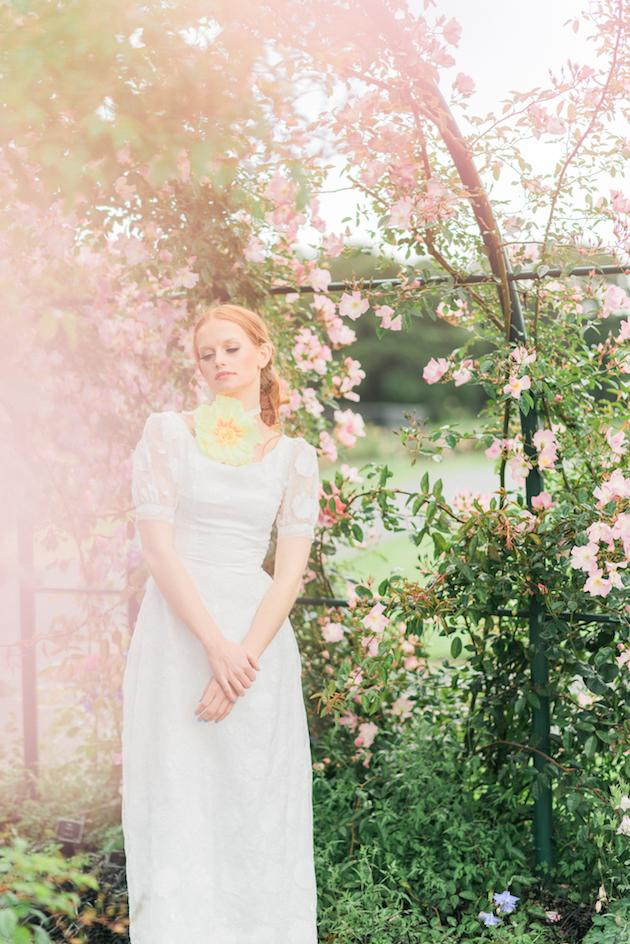 The Flower Bride | Kelsey Genna | Kate Grewal Photography | Bridal Musings Wedding Blog 21