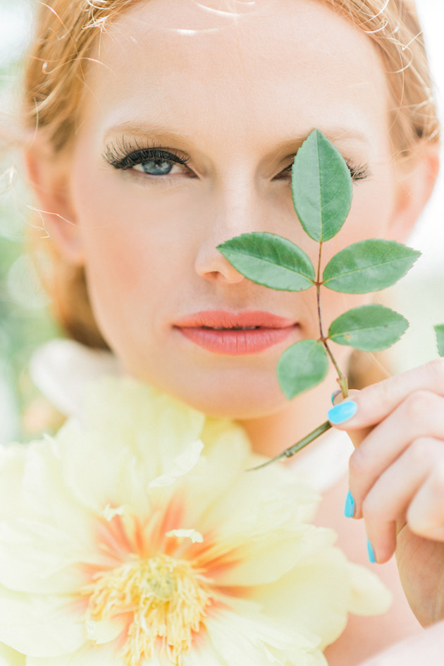 The Flower Bride | Kelsey Genna | Kate Grewal Photography | Bridal Musings Wedding Blog 22