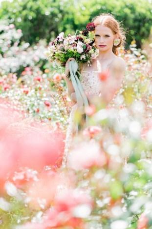 The Flower Bride | Kelsey Genna | Kate Grewal Photography | Bridal Musings Wedding Blog 25