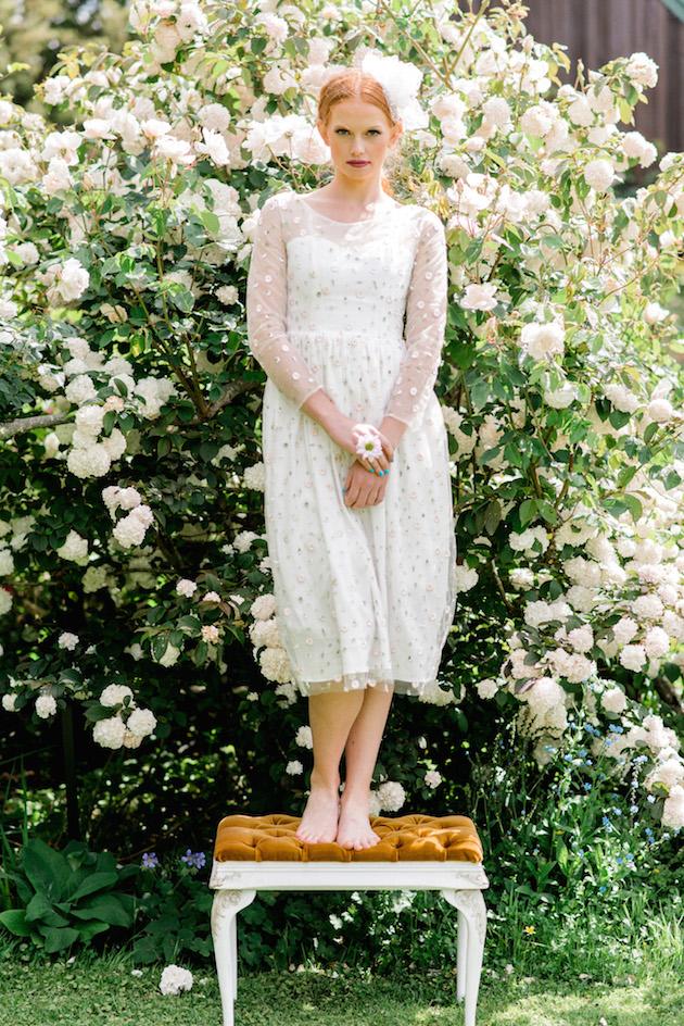 The Flower Bride | Kelsey Genna | Kate Grewal Photography | Bridal Musings Wedding Blog 29