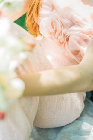 The Flower Bride | Kelsey Genna | Kate Grewal Photography | Bridal Musings Wedding Blog 3