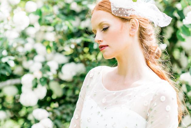 The Flower Bride | Kelsey Genna | Kate Grewal Photography | Bridal Musings Wedding Blog 31