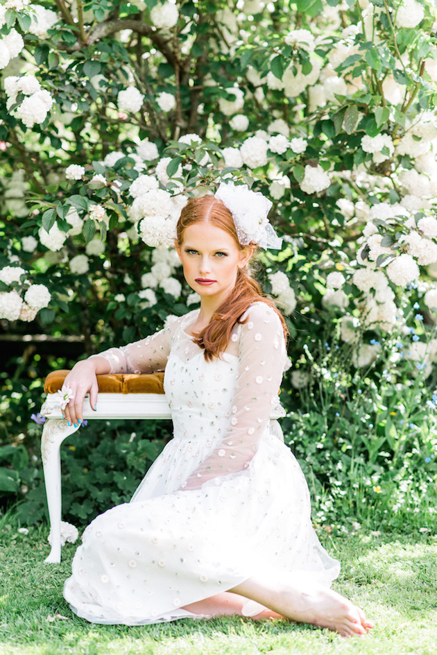 The Flower Bride | Kelsey Genna | Kate Grewal Photography | Bridal Musings Wedding Blog 34