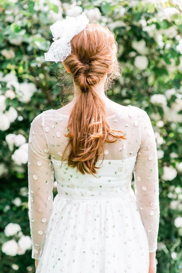 The Flower Bride | Kelsey Genna | Kate Grewal Photography | Bridal Musings Wedding Blog 35