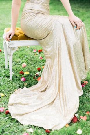 The Flower Bride | Kelsey Genna | Kate Grewal Photography | Bridal Musings Wedding Blog 39