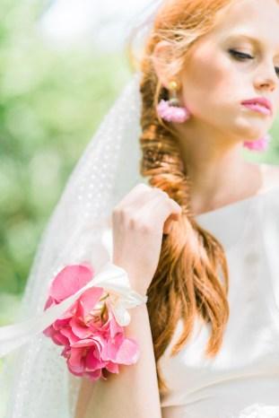 The Flower Bride | Kelsey Genna | Kate Grewal Photography | Bridal Musings Wedding Blog 6
