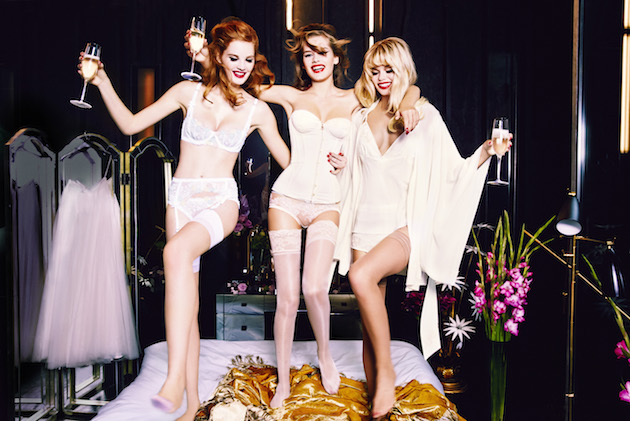 Agent Provocateur Bridal Lingerie | Bridal Musings Wedding Blog 22