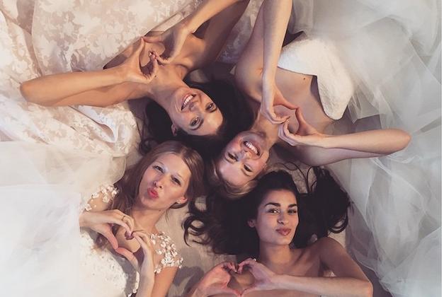 Bridal Fashion Week | Bridal Musings Wedding Blog