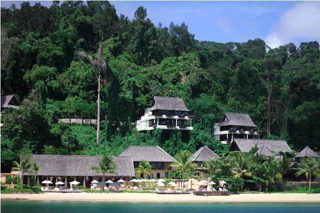 Gaya Island Resort, Sabah, Malaysia
