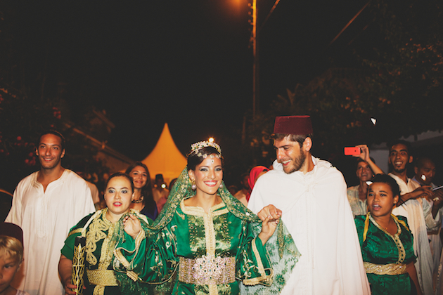 Gorgeous Moroccan Wedding | Claire Eliza Photography | Bridal Musings Wedding Blog 15