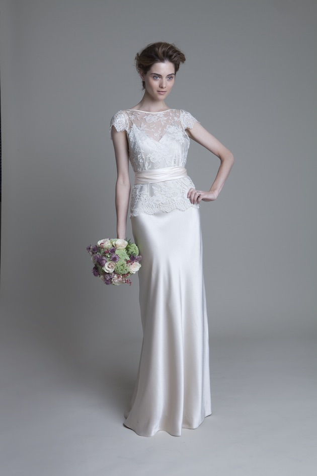 Famous Wedding Dress S London : Halfpenny london wedding dress collection