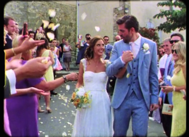 Mark Brown Wedding Film | Bridal Musings Wedding Blog 1