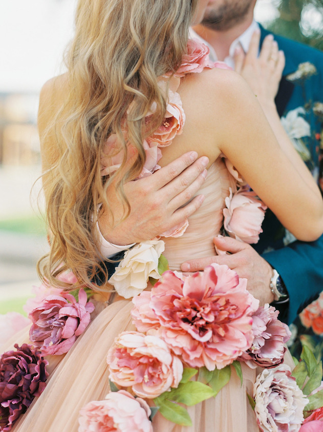 Spring Wedding Inspiration | Bridal Musings Wedding Blog
