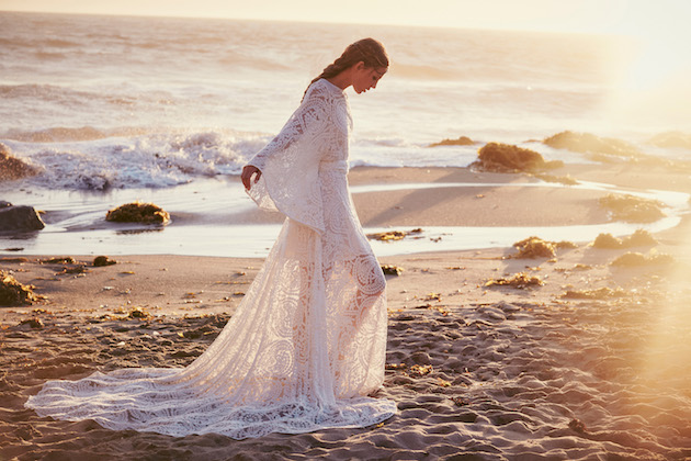 FP Ever After | New Free People Wedding Dresses | Bridal Musings Wedding Blog 1