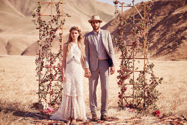 Free People Wedding Dress.Fp Ever After The New Free People Wedding Dress Collection Weddbook