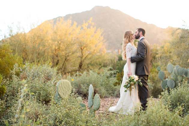Glamorous Desert Wedding | Amy Jordan Photography | Bridal Musings Wedding Blog 48