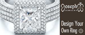 Joseph Jewelry | Bridal Musings Wedding Blog