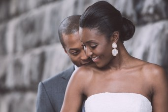 Modern Romance: An Elegant Art Museum Wedding