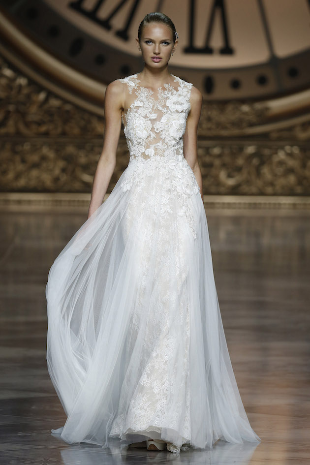 Wedding dress collection barcelona bridal week bridal musings wedding