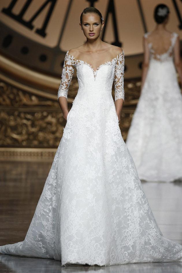 Awesome Pronovias Barcelona Wedding Dress Prices With Dresses