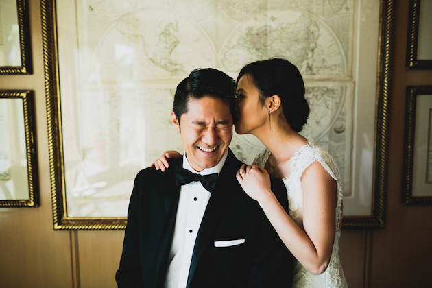 Chic Wedding in Santa Monica | Chaz Cruz Photography | Bridal Musings Wedding Blog 14