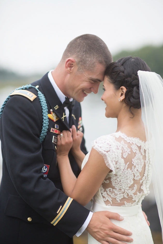 Marine Wedding Blog | Bridal Musings Wedding Blog