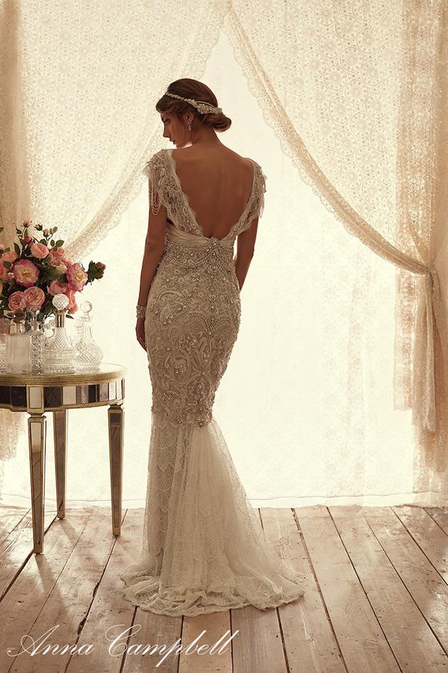 10 go to designers for backless wedding dresses weddbook