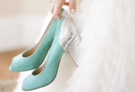 "Top 20 ""Something Blue"" Wedding Shoes