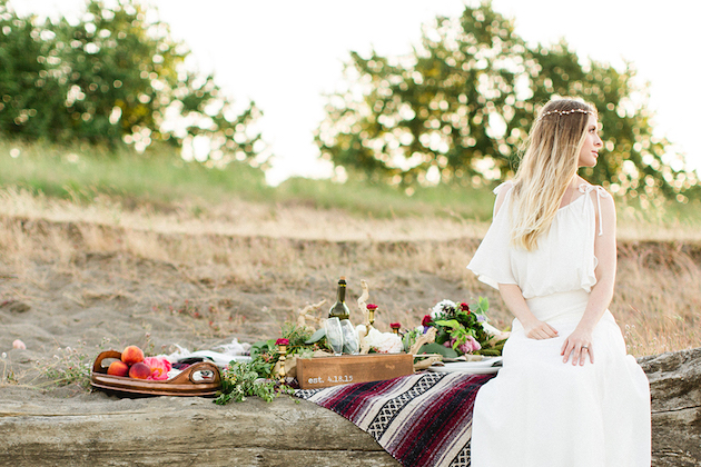 Boho Beach Wedding Inspiration | Jason Wasinger Photography | Bridal Musings Wedding Blog 25