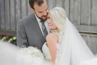Fresh, Airy and Elegant Canadian Wedding
