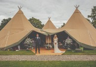 English Tipi Wedding | Howell Jones Photography | Bridal Musings Wedding Blog 28