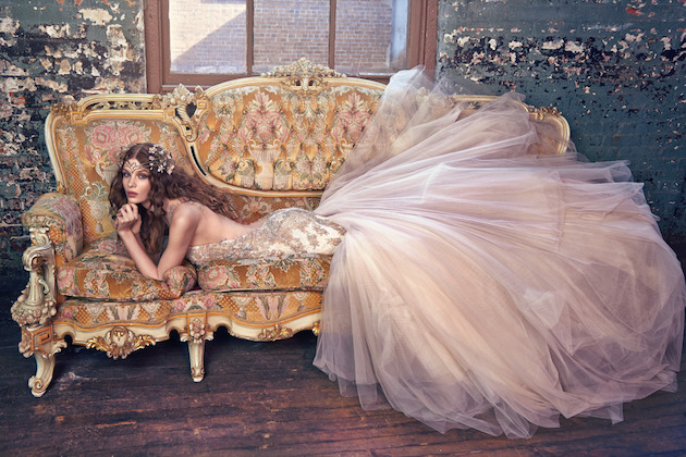 Galia Lahav Wedding Dress Collection | Les Reves Bohenians | Bridal Musings Wedding Blog 20