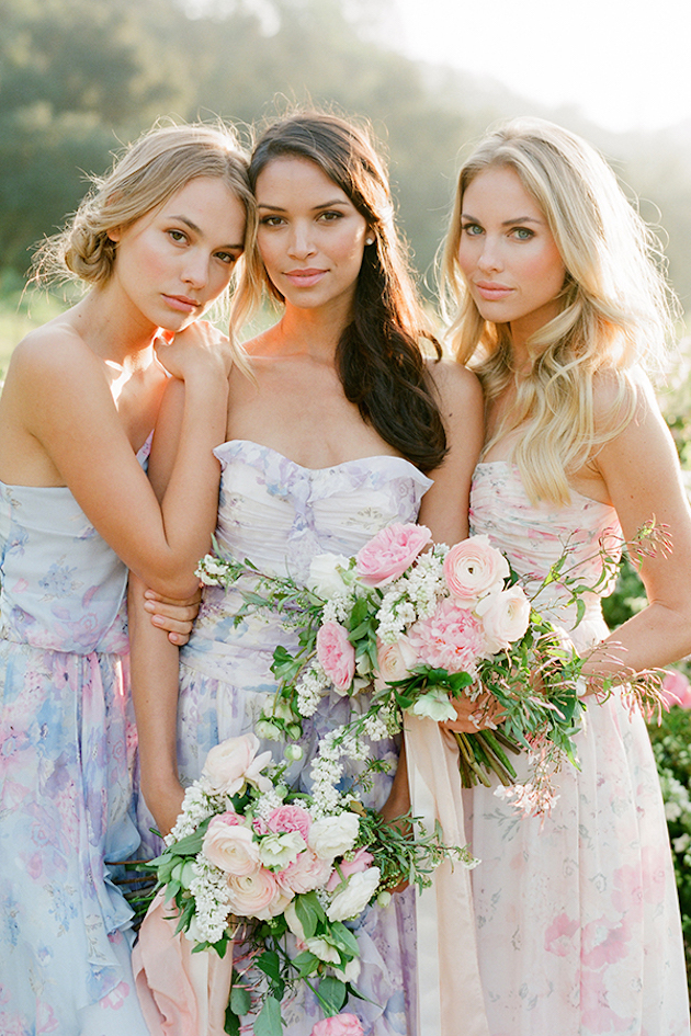 PPS Couture Bridesmaid Dresses | Jose Villa Photography | Bridal Musings Wedding Blog 29