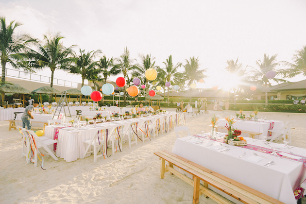 Beach Wedding Philippines The Best Beaches In The World