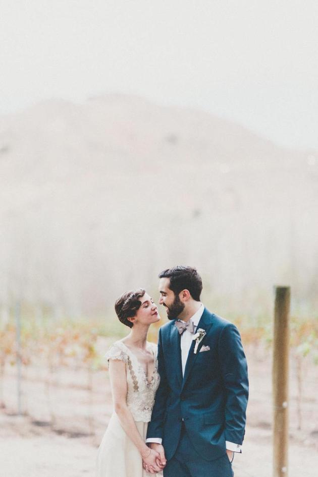 Vintage Wedding Inspiration | Bridal Musings Wedding Blog