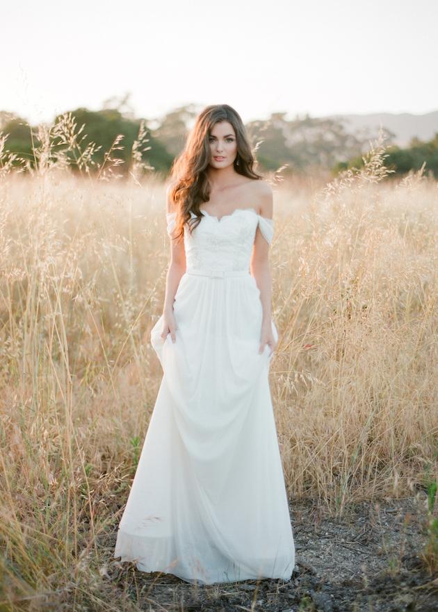 Aria Wedding Dress Collection - Weddbook
