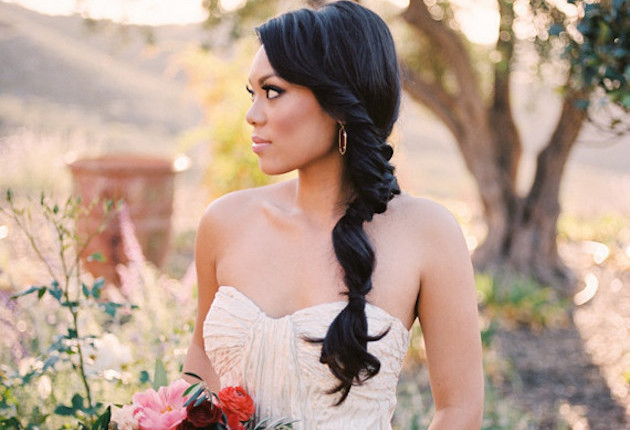 Featured Image - Wedding Hair Inspiration: 32 Fresh & Feminine Braids | Bridal Musings Wedding Blog