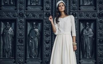 Laure De Sagazan Wedding Dress Collection 2016