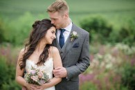 Pretty English Barn Wedding | Ria Mishaal Photography | Bridal Musings Wedding Blog 52