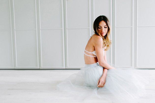 Super Gorgeous Boudoir Shoot | Claire Loves Love | Bridal Musings Wedding Blog 11