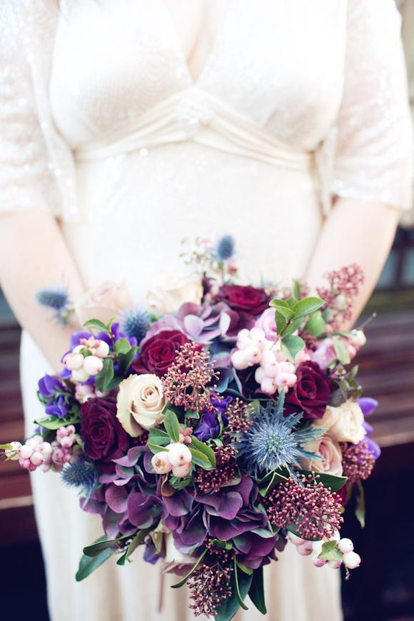 Autumn Bouquet Recipes | Bridal Musings Wedding Blog
