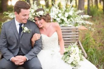 Elegant Outdoor Wedding Inspiration