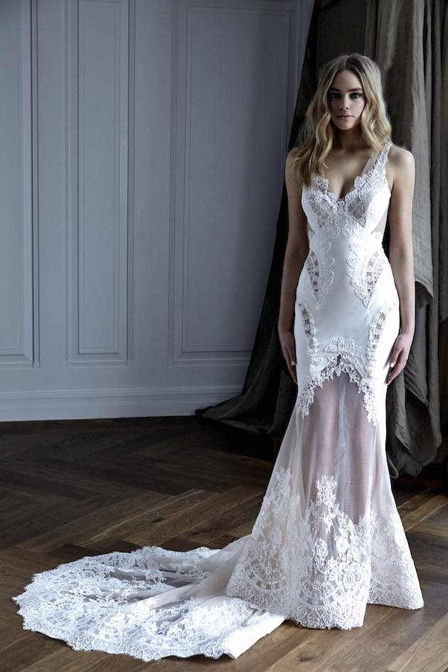 Couture Wedding Dresses Brigg : Pallas couture wedding dress collection bridal musings