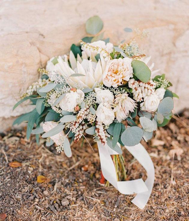 Protea Wedding Flowers: Trend Alert: 20 Gorgeous Protea Bouquets