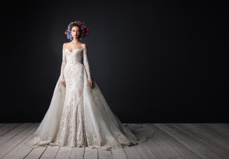 Fit for a Queen: Rami Al Ali Wedding Dress Collection