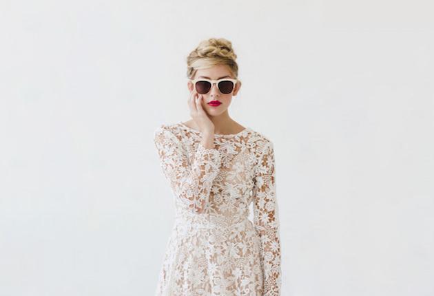 Chic & Stylish Rehearsal Dinner Dresses for Brides | Bridal Musings Wedding Blog