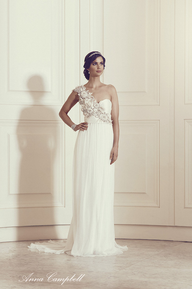 Anna Campbell Wedding Dress Collection | Bridal Musings Wedding Blog 29