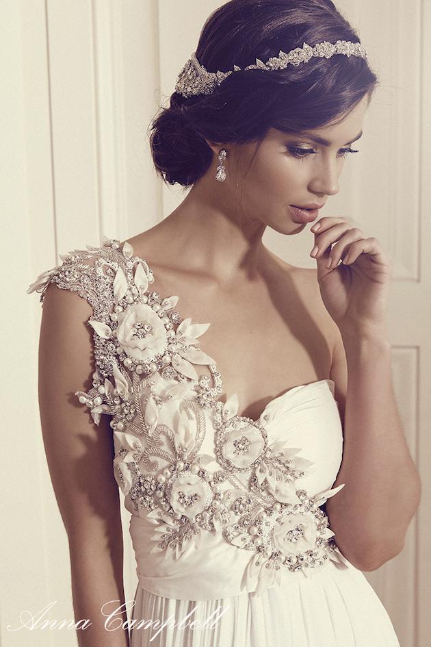 Gossamer New Anna Campbell Wedding Dress Collection Bridal Musings Blog Weddbook