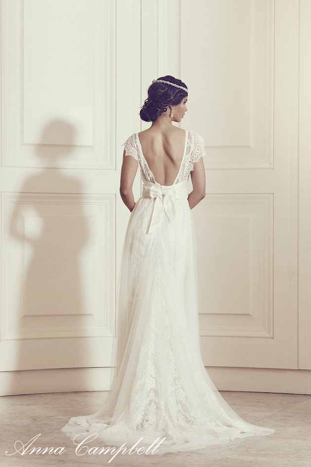 Anna Campbell Wedding Dress Collection | Bridal Musings Wedding Blog 38