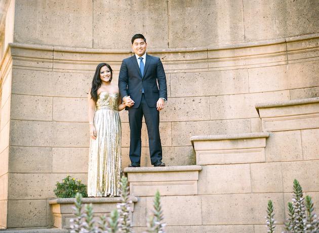 San Francisco City Hall Elopement Weddbook